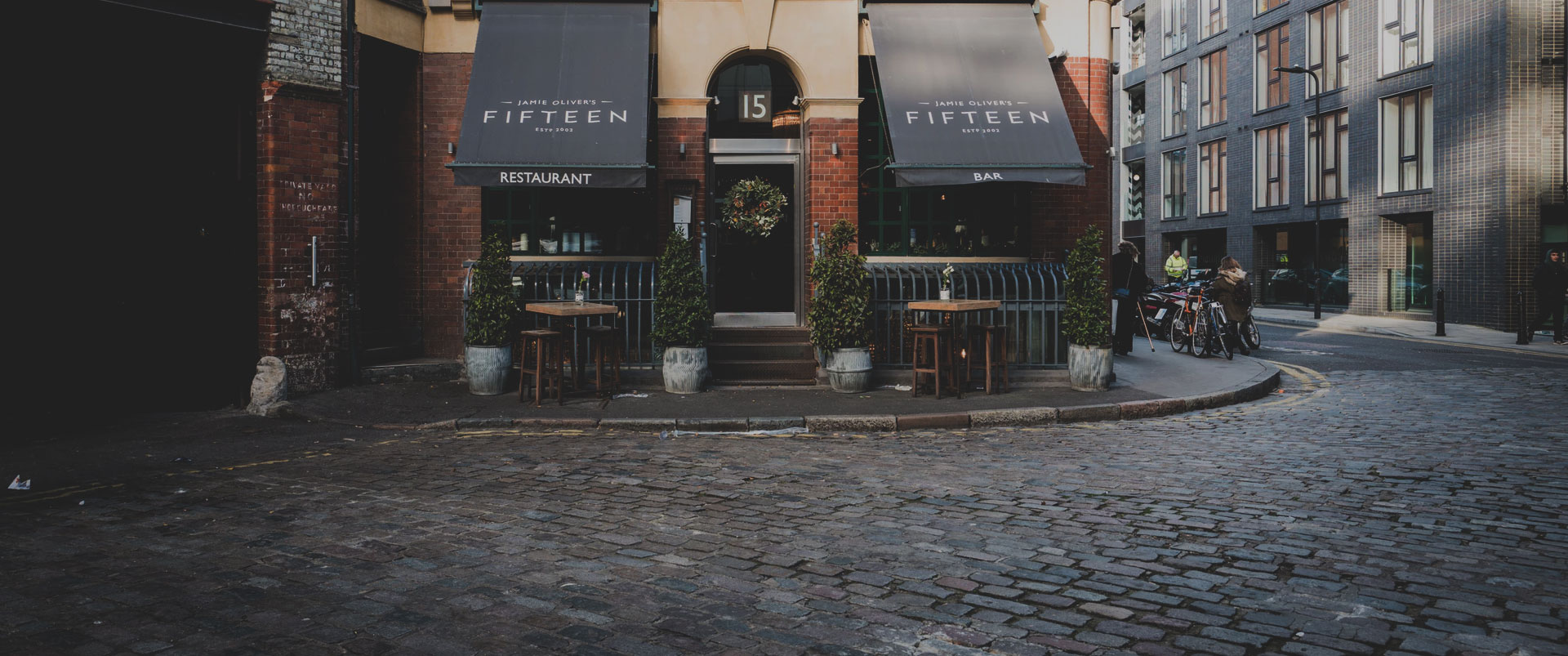 Fifteen Restaurant & Cheese bar